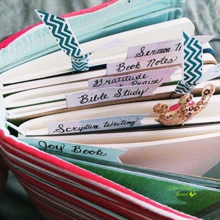 Traveler's Notebook War BInder | Hope. Dream. Journal.