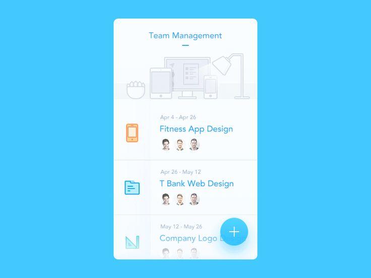 Team Management Concept by Dea_n