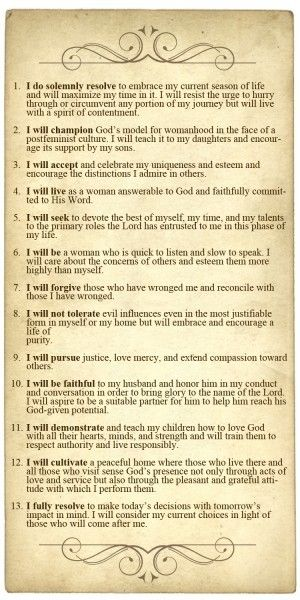 The Resolution for Women-13 Resolutions for Women by Priscilla Shirer
