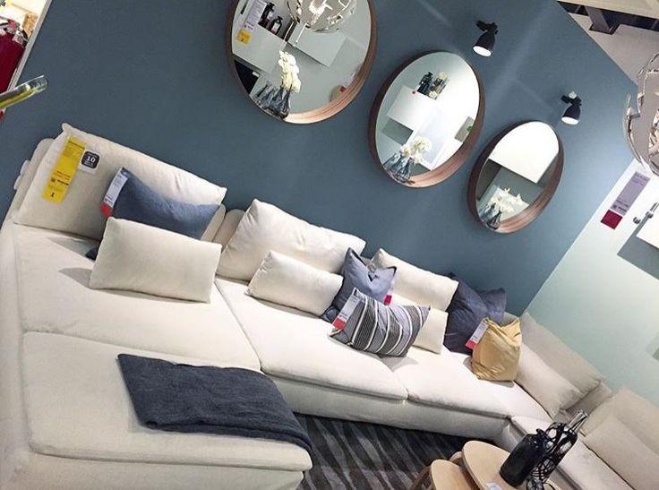 Item#13 - opcion 2 L- couch de Ikea dominicana