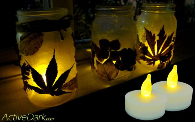 131 best glow craft ideas images on pinterest glow for Led lights for craft projects