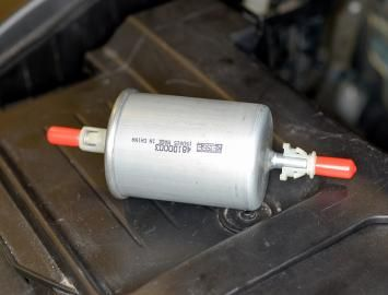 How to change the fuel filter on your car.