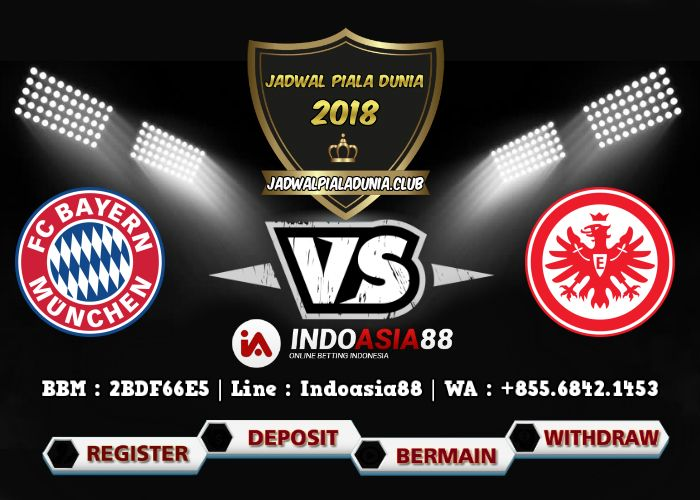 Rediksi Skor Bayern Munchen Vs Eintracht Frankfurt 20 Mei 2018 Pertandingan Kali Ini Antara Bayern Munchen Dengan Eintracht Frankfur Berlin