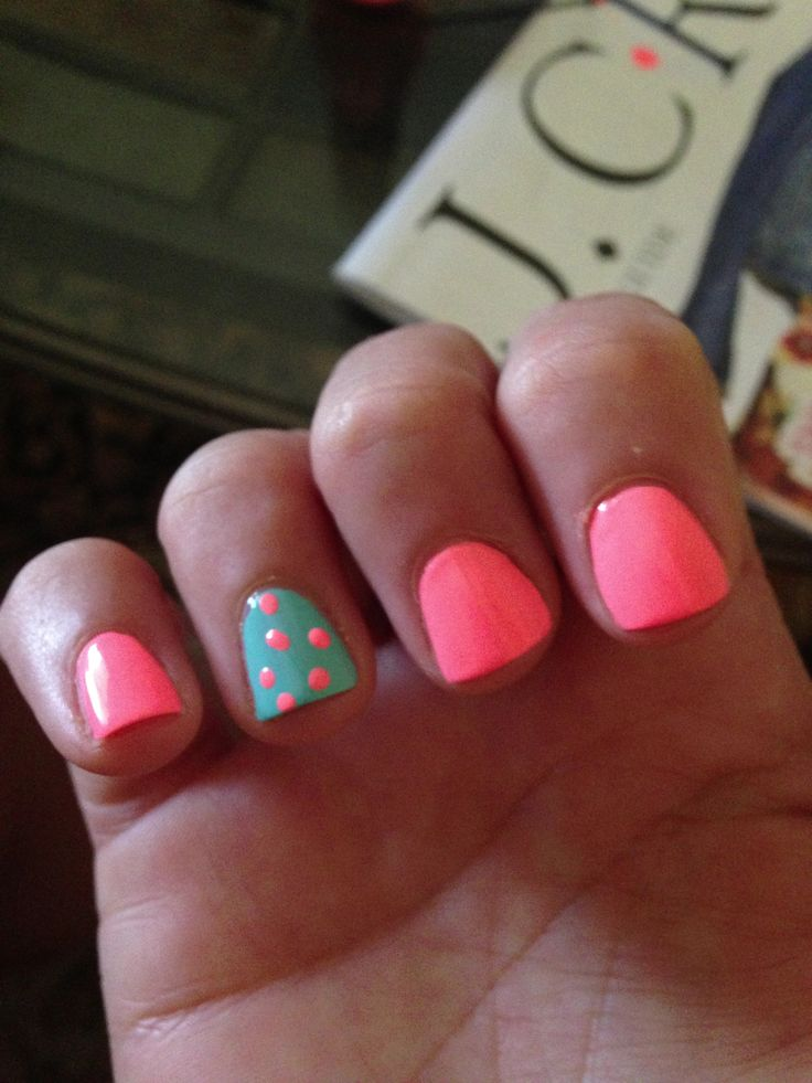 1000+ Ideas About Cute Summer Nails On Pinterest