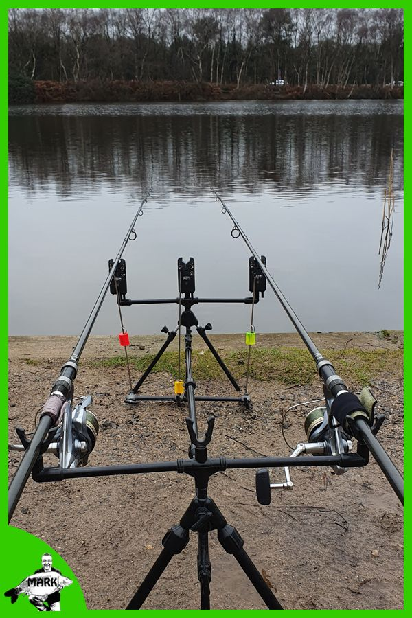 This Is My Current Carp Rod Setup Tfg X3 Carp Rods Shimano