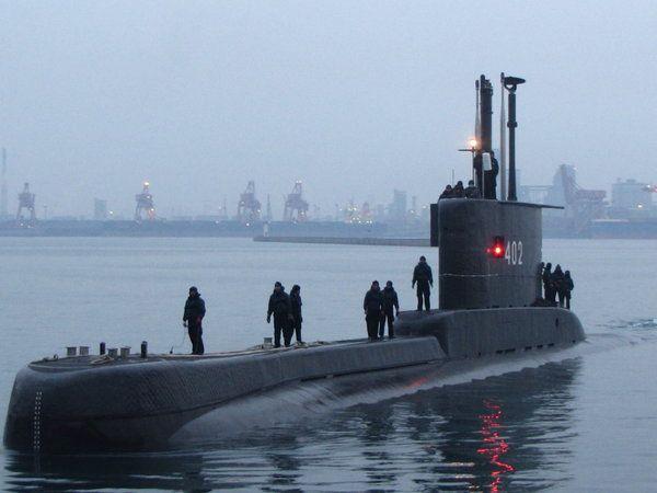Indonesia's Submarine