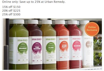 "A summer cleanse offer that literally comes around once a year 15% off $150 20% off $225 25% off $300 Must use code ""summerbody"" at checkout  #juicecleanse #offeroftheday #greatdeal #healthtips #summerbody: Hollywood Tops, Urban Remedies, Juiceclean Offeroftheday, Juice Clean, Summer Clean, Tops Juice, Celebrities, Juice Fast, Checkout Juiceclean"