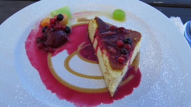 Delectable delights at On the Rocks