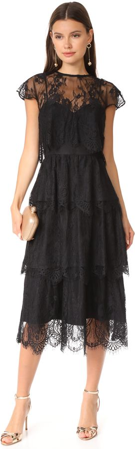 Parker Black Elsa Dress
