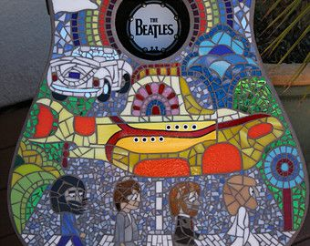 logo the beatles mosaic - Buscar con Google