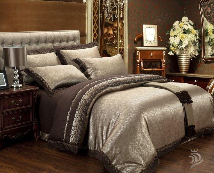 23 best lit luxe images on pinterest linge de lit lit design et le repos - Acheter lit king size pas cher ...