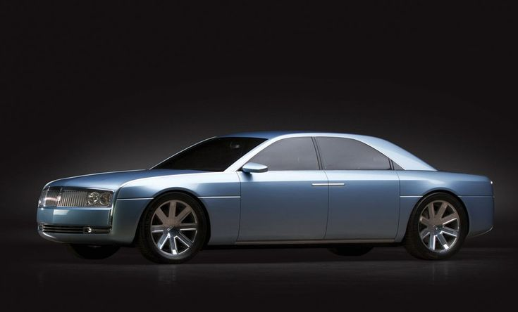 2002 #Lincoln #Continental Concept. See more on Motor Authority