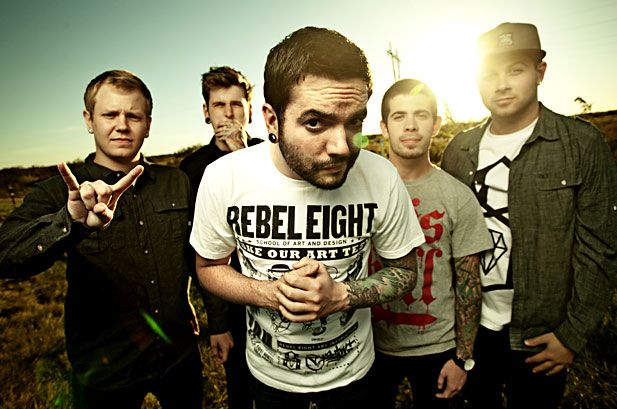 one of my all time favorite bands. a day to remember :)