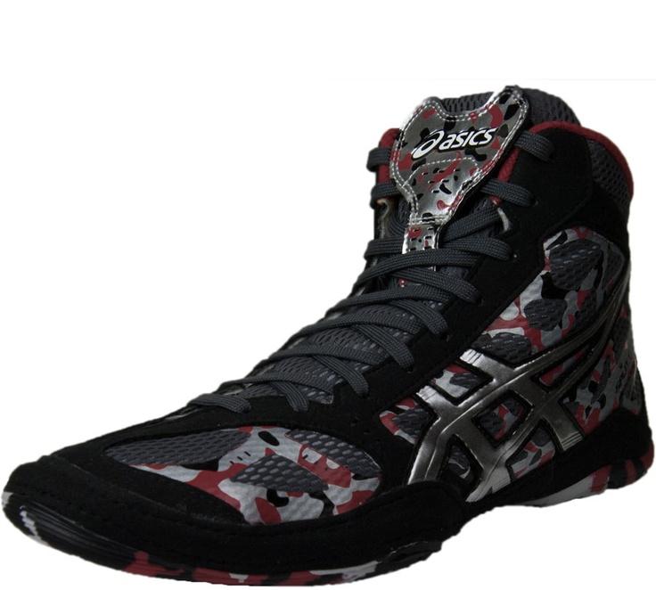 asics wrestling shoes split second 9 limited