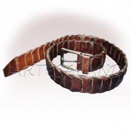 Cinturón de Piel Natural