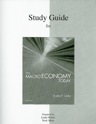 The 25 best macroeconomics study guide ideas on pinterest study guide for macroeconomics by bradley schiller 3938 publisher mcgraw hill fandeluxe Choice Image