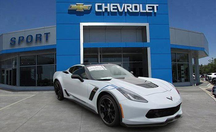 The 2018 Corvette Z06 Carbon 65 Has Arrived at Sport Chevrolet