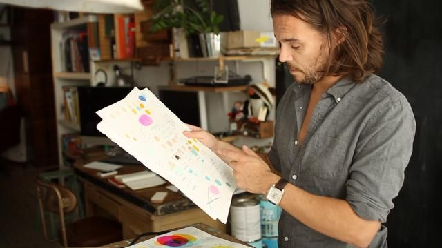 My favorite children's book author Oliver Jeffers Author tells his story. via swissmiss