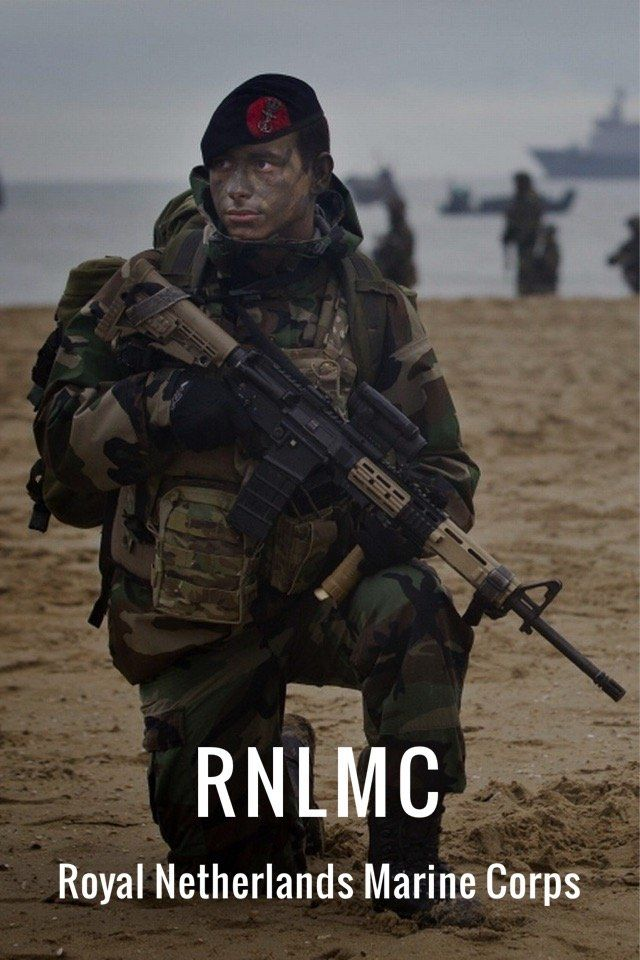 dutch commando corps The dutch marine corps is the oldest branch of the armed forces of the netherlands it is also the second oldest marine corps in the world [ citation needed ] (the oldest is the spanish infantería de marina , created in 1537 .