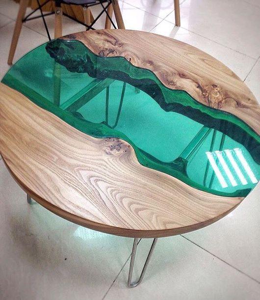 Мебель ручной работы. Стол
