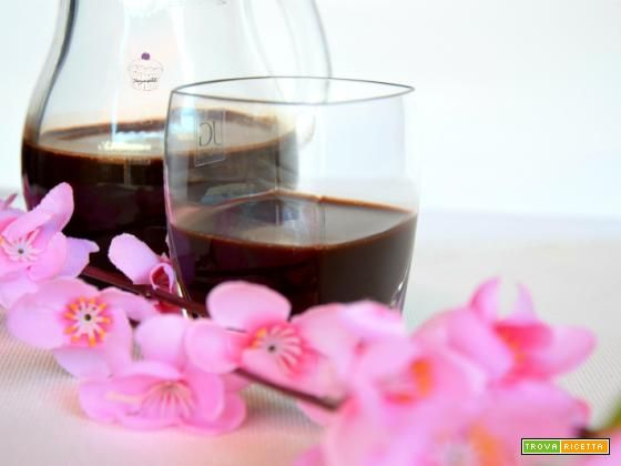 Liquore al cacao #ricette #food #recipes