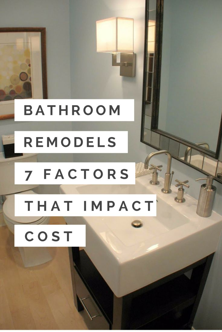 How Much Does Bathroom Remodeling Cost Amusing Inspiration