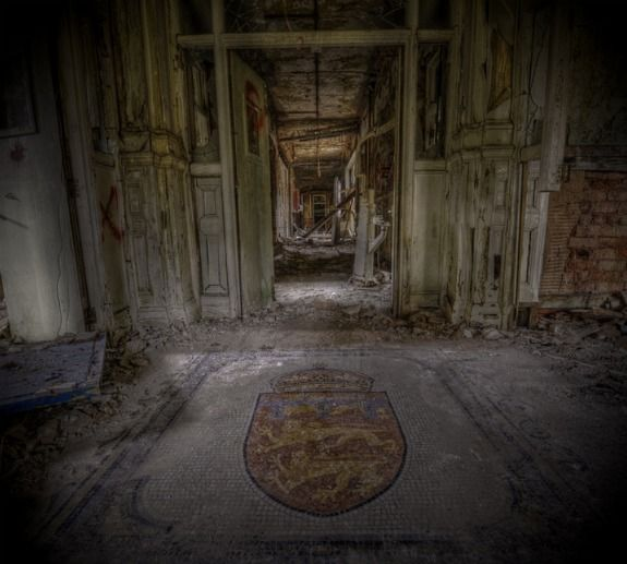 Whittingham Asylum, Lancashire, UK