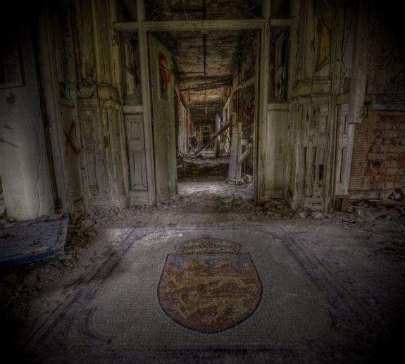 Whittingham Asylum, Lancashire, UK