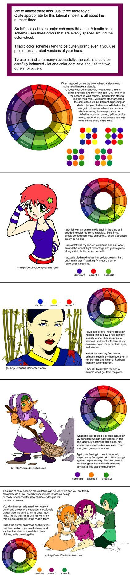 This triadic color design utilizes yellow orange and a dark shade of - 21 Best Triadic Images On Pinterest Colors Colour Wheel And Color Theory