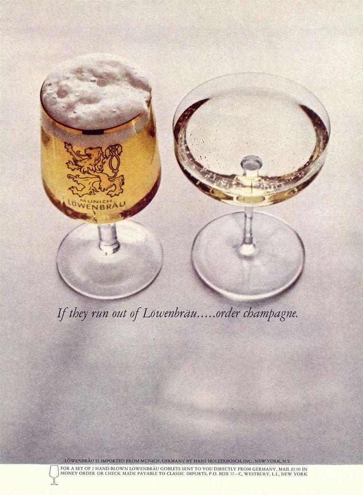 Löwenbräu Beer