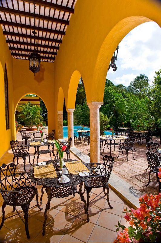 Hacienda Misné, Mérida, Yucatán, México