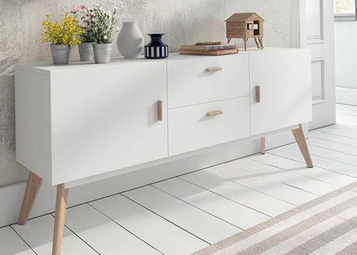 Skjenk fra kolleksjon SWEDEN www.mirame.no  #skjenk #kommode #tvbenk  #stue #gang  #innredning #møbler #norskehjem #mirame #pris  #interior #interiør #design #nordiskehjem #vakrehjem #nordiskdesign  #oslo #norge #norsk  #bilde #speilbilde #tre #rom123 #sweden