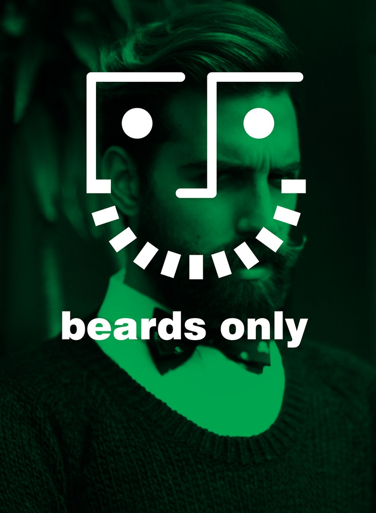 beards only