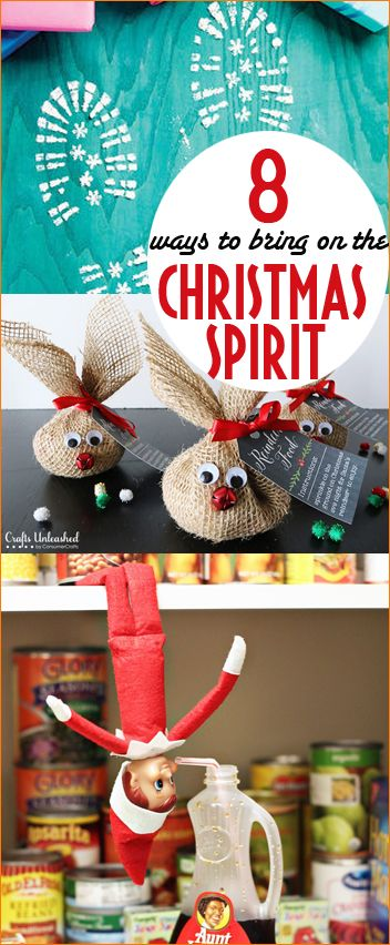 470 best paige 39 s party ideas images on pinterest 5th for Christmas spirit ideas