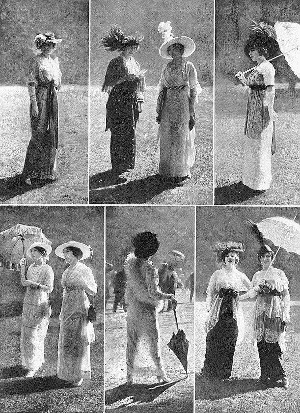 1910s. you never hear a whole lot about this decade. it's always all about the roaring twenties.