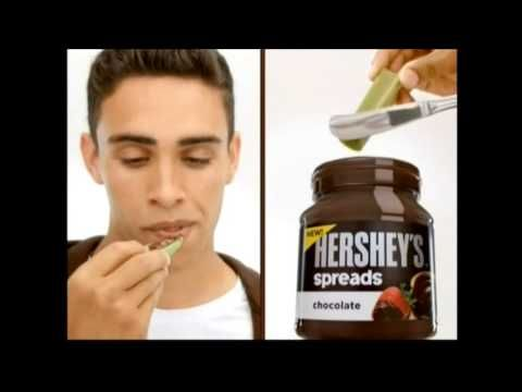 Hershey's Spreads Commercial - January 29, 2014 - YouTube