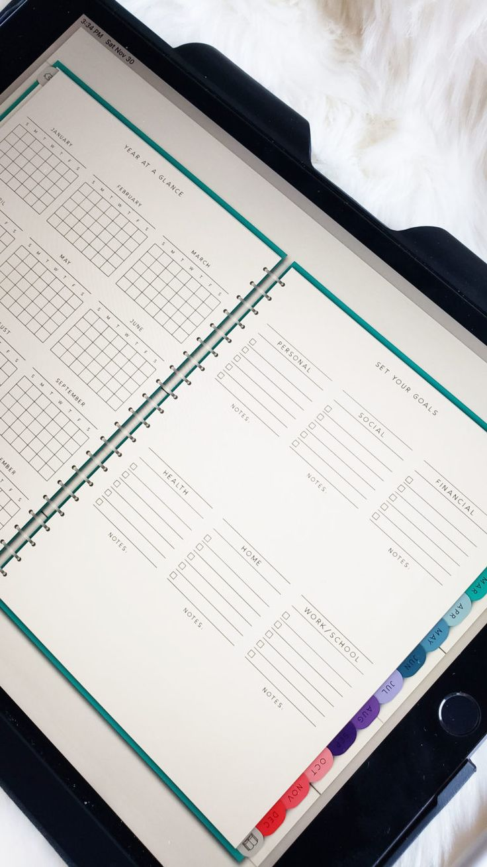 Best digital planner for beginners ccm digitals review