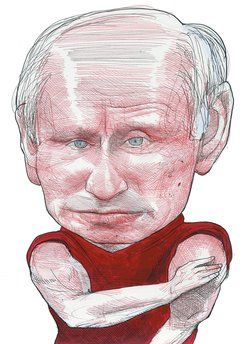 Extra: Russia, Putin, Empires  Let the Past Collapse on Time! by Vladimir Sorokin | The New York Review of Books