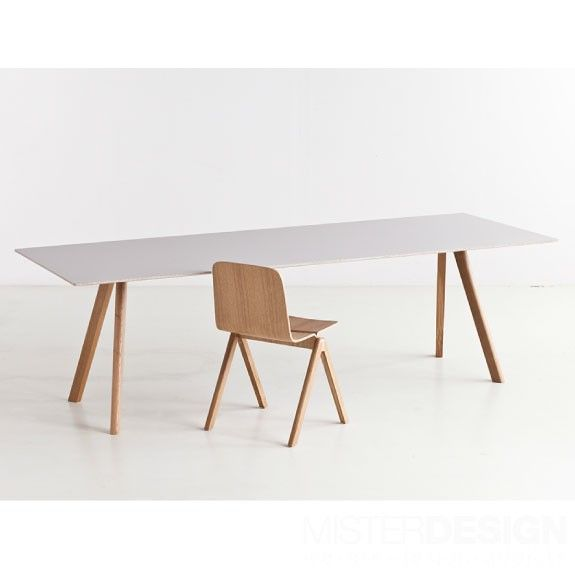 Copenhague Table CPH30 Tafel - Hay Copenhague Table CPH30 Tafel - Hay