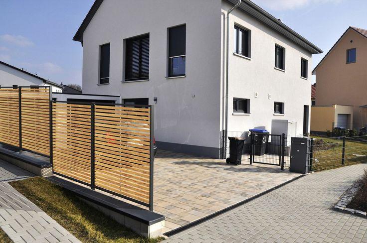 1000 ideen zu sichtschutzelemente auf pinterest gabionenzaun gabionen und sichtschutz. Black Bedroom Furniture Sets. Home Design Ideas