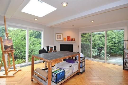 One can dream right workspaces and studios pinterest for Art studio plans