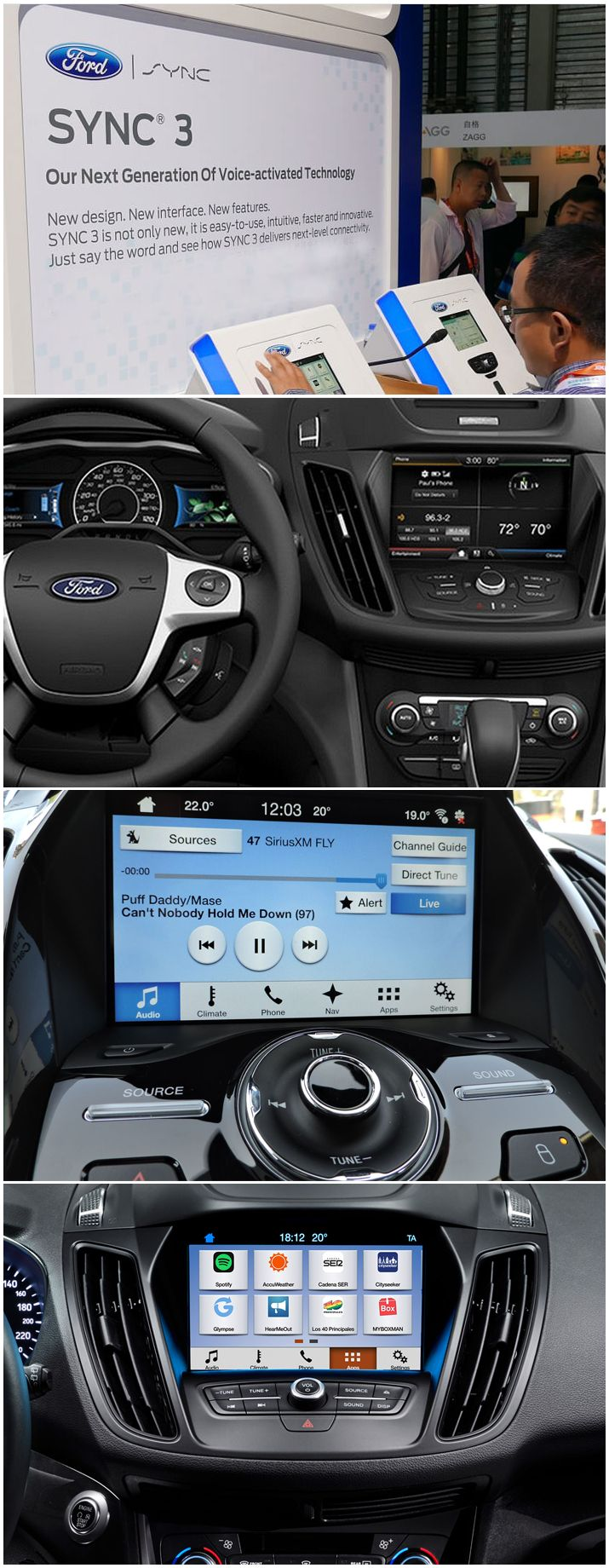 Europe to enjoy ford sync_3 this summer for more information visit link http