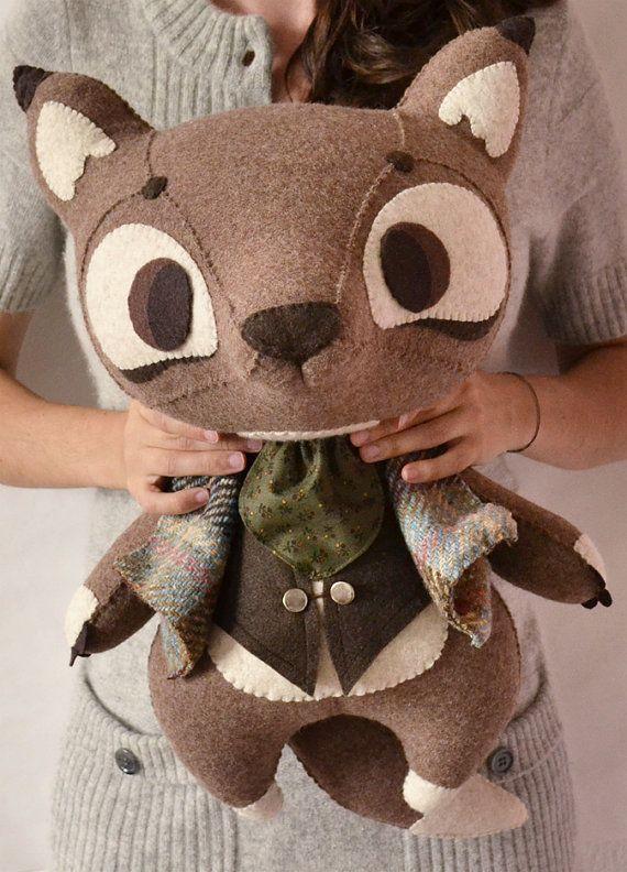 best 20 wolf stuffed animal ideas on pinterest. Black Bedroom Furniture Sets. Home Design Ideas