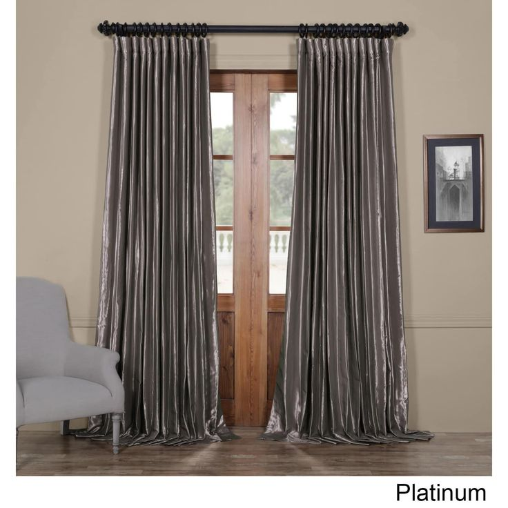 Best 25 Silver Grey Curtains Ideas On Pinterest