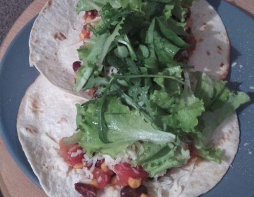 Vegetarische Wraps - Rezept  - ichkoche.at