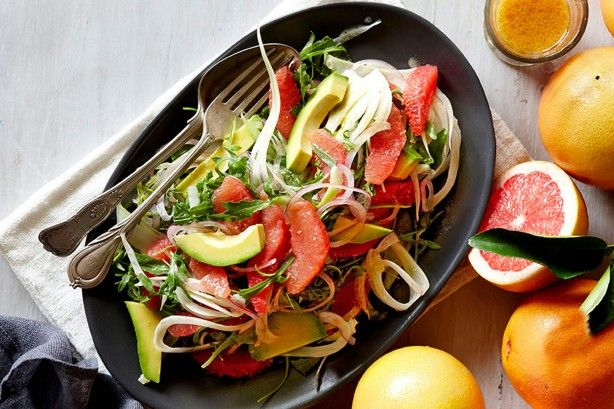 For a fresh and delicious salad try this fantastic ruby winter salad.