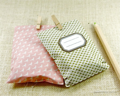 Pattern Paper Pockets (5 Pack)