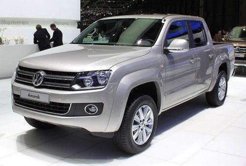 VW Amarok not available in the US :(