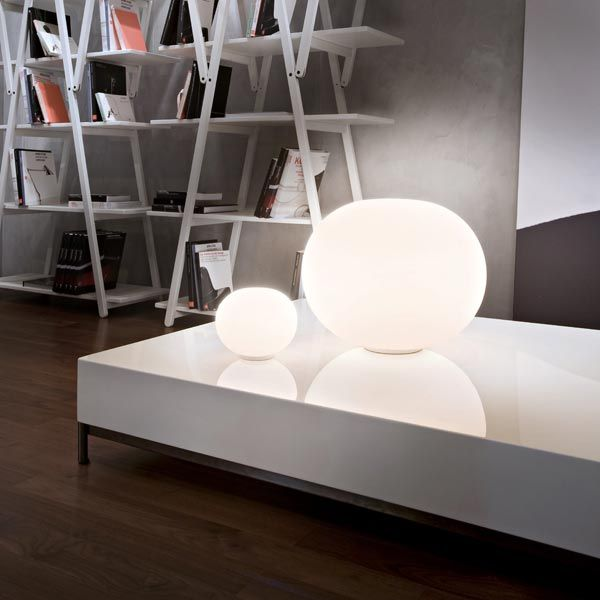 GLO-BALL BASIC ZERO by Jasper Morrison for #FLOS