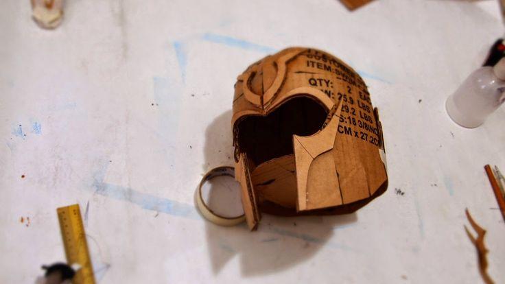 dali-lomo: DoFP Magneto Helmet DIY - Cardboard (template)